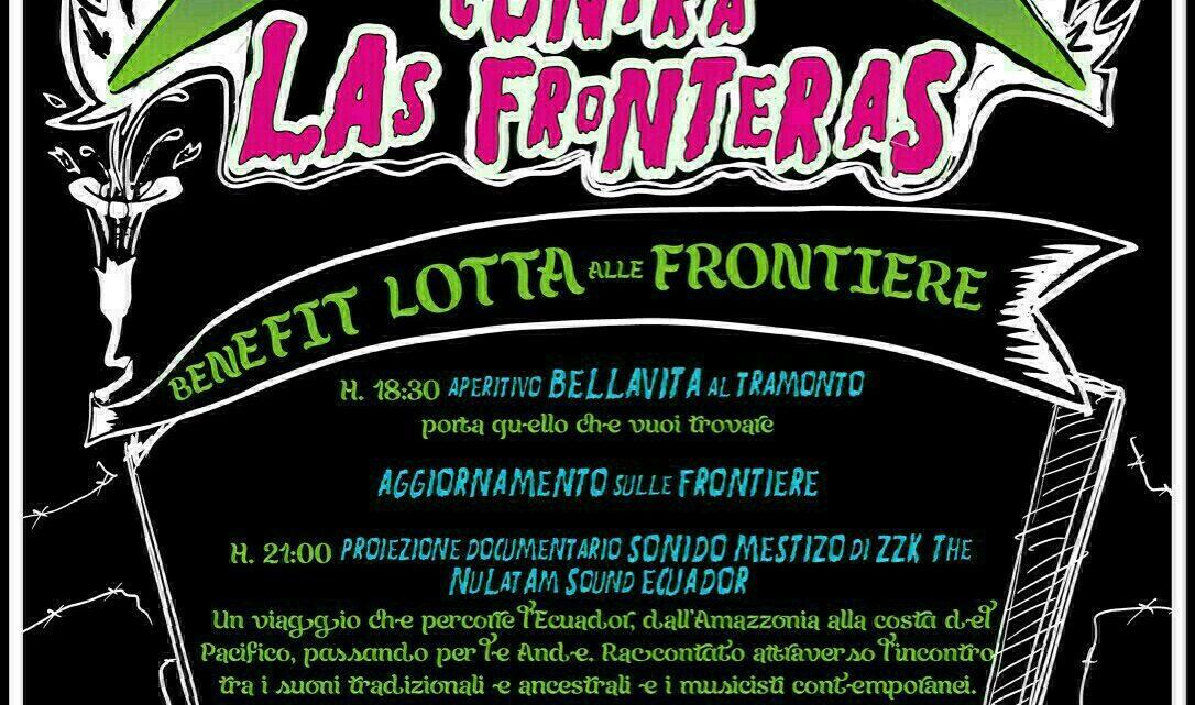 FESTA MESTIZA CONTRO LE FRONTIERE
