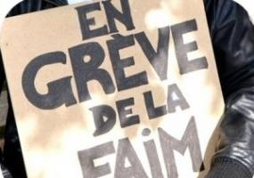 Témoignage de détenus-e-s du CRA de Lyon  en grève de la faim depuis le 2 juillet