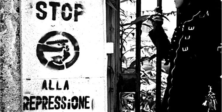 Communiqué contre la répression