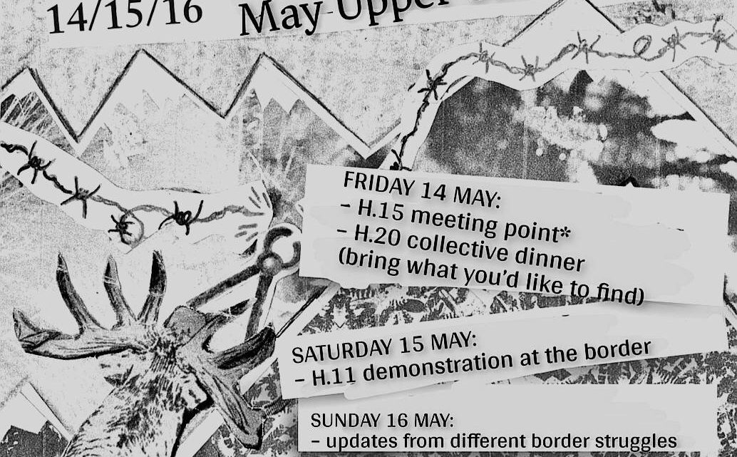 PROGRAM OF THE CAMPING – 14/15/16 MAY